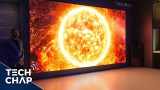 Samsung Micro LED Modular TVs - Better than OLED & QLED!?  | The Tech Chap