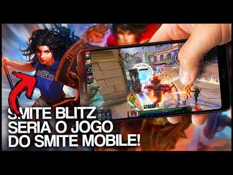 Hi Rez estaria produzindo um SMITE MOBILE! (SMITE BLITZ) / ViewPure