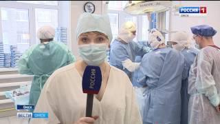 Австрийский врач совместно с омскими травматологами выполнил сложную операцию
