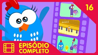 Galinha Pintadinha Mini - Episódio 16 Completo - 12 min