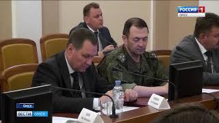 Губернатор Александр Бурков поручил обеспечить безопасность школьников 2 сентября