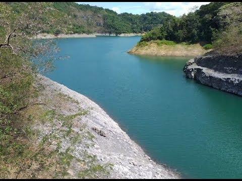 Reserbang tubig sa Angat Dam bahagyang bumaba dahil sa kakulangan ng ulan