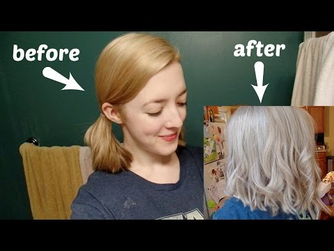 Tone Your Hair At Home