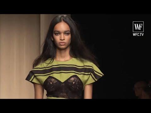 Genny spring-summer 2020 Milan fashion week