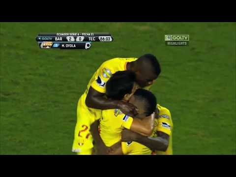 Barcelona Guayaquil vs Tecnico Universitario