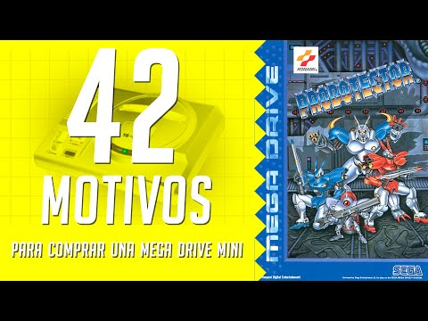 Probotector. 42 motivos para comprar una Mega Drive Mini. (19/42)