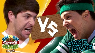CAMP RELAY RACE FINALE (Smosh Summer Games)