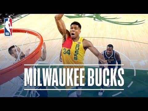 Best of the Milwaukee Bucks | 2018-19 NBA Season