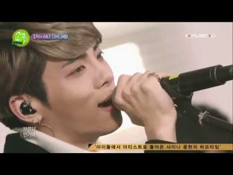 150305 SHINee's JONGHYUN 'Beautiful Tonight' @ PICNIC LIVE