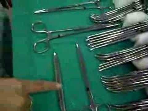 Funciones enfermera instrumentista circulante