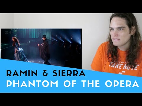 Voice Teacher Reacts to Phantom of the Opera - Sierra Boggess & Ramin Karimloo