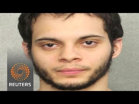 Suspect chose Florida airport for deadly rampage: FBI