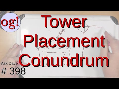 Tower Placement Conundrum (#398)