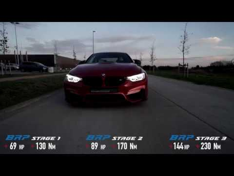 BMW M4 Stage 1/ 2/ 3/ By BR-Performance