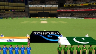 live streaming pak Vs ind first over world cup match
