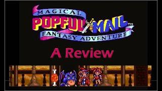 Review - Popful Mail: Magical Fantasy Adventure (Sega CD) | hungrygoriya