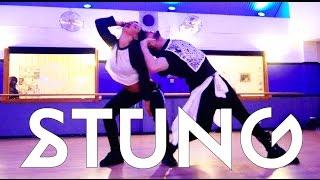 Stung Choreography | @brianfriedman | Studio 68 London
