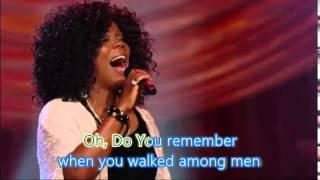 One Day At A Time, Sweet Jesus (Lynda Randle) + Lyrics