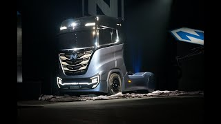 First look inside the Nikola Tre!