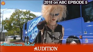 Katy Perry Wants Flares Bells Tassels From These Auditions &The Nervous American Idol 2018 Episode 6