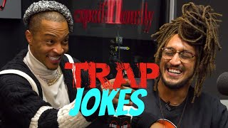 Dad Jokes   Trap Jokes with T.I.
