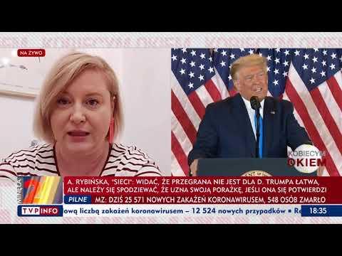 Kwestionowanie amerykańskich wyborów - Kobiecym okiem
