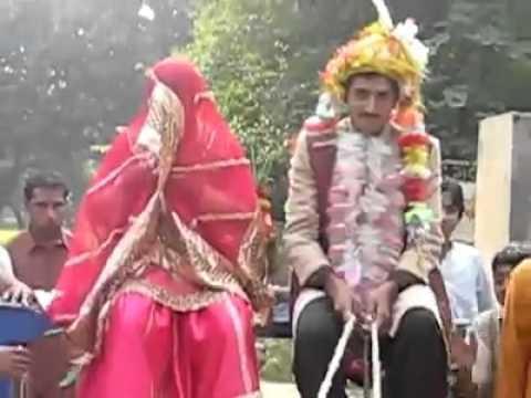 زفاف مضحك فى باكستان