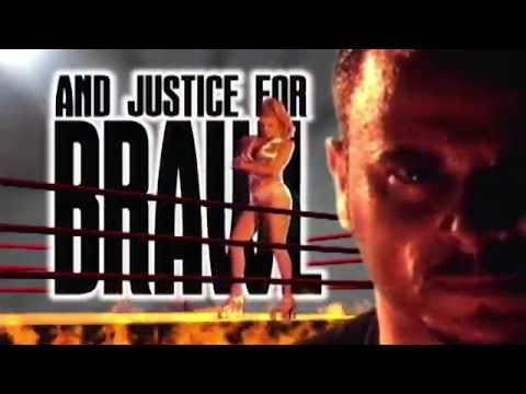 And Justice for Brawl with Die Hard Derek Gordon Show Opening