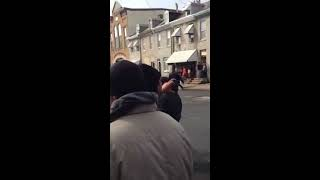 Crazy shoot out in reading pa
