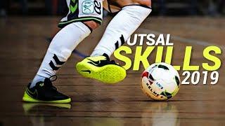 Most Humiliating Skills & Goals 2019 ● Futsal #3