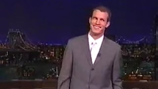 Daniel Tosh - poverty doesn't buy happiness | 2002