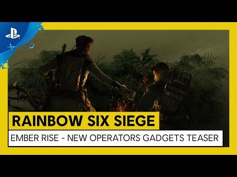 Tom Clancy's Rainbow Six Siege | PS4 Games | PlayStation