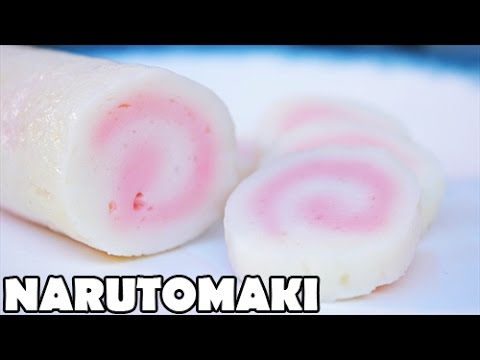 How to make narutomaki