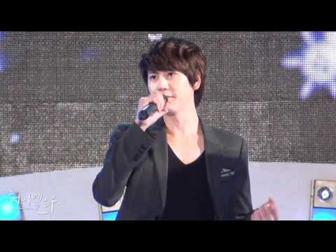 101217 The M-Wave Concert Kyuhyun - Miss You