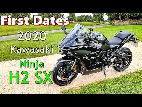 video Kawasaki Ninja H2 SX