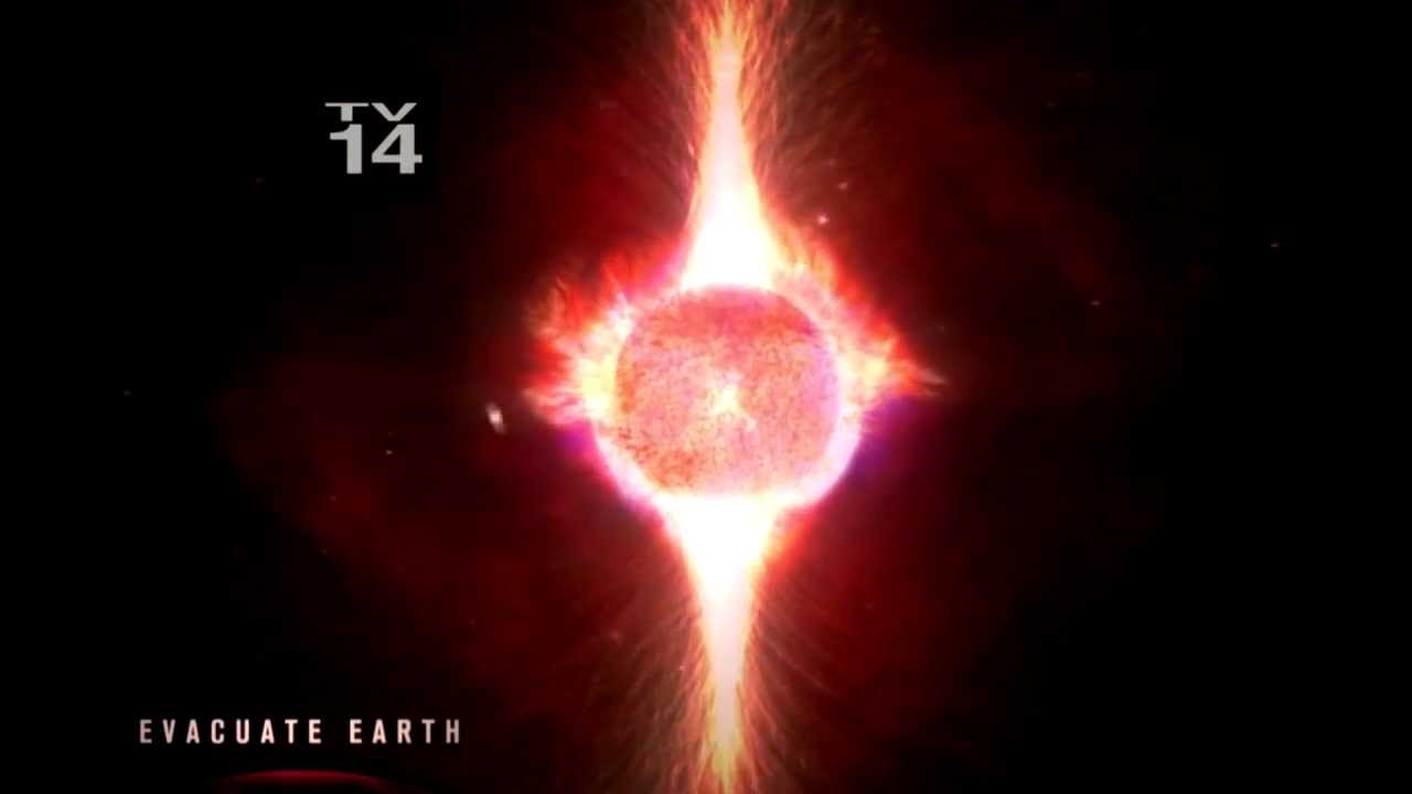 Neutron Star Collision With Earth 75 Years A Neutron Star ...