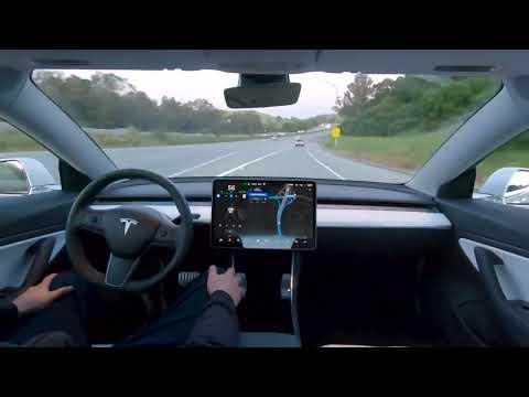 Full Self-Driving