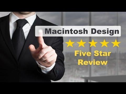 Macintosh Design Web Development Review