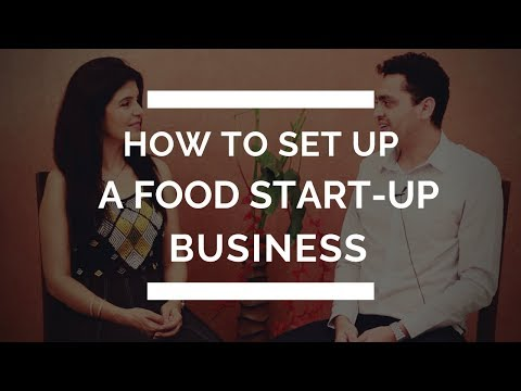 How to Start/Open A Food Startup Business in India