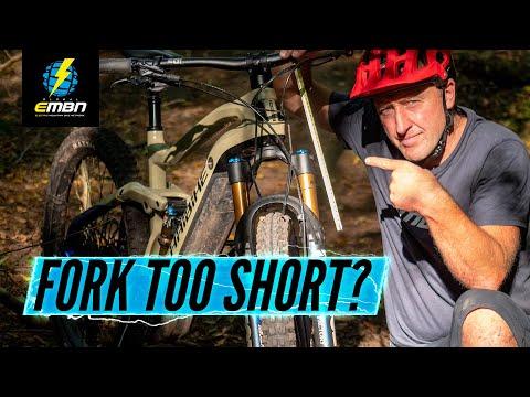 Are Pro Mountain Bikers Making A Big Mistake? | EWS-E Bike Setup Choice