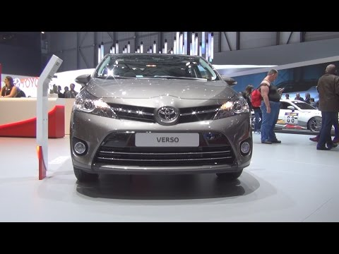 Toyota Verso 1.8 Valvematic Trend 6MT (2016) Exterior and Interior in 3D