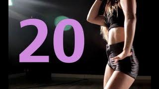 20 TWERKS