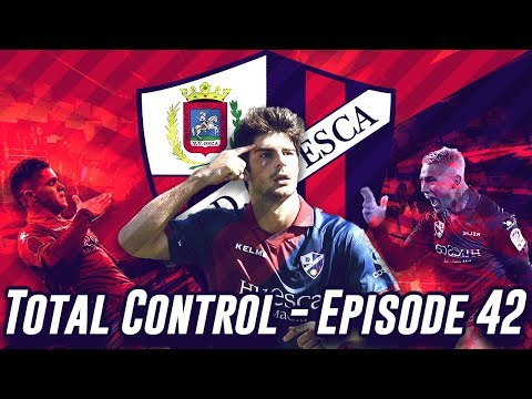Total Control - SD Huesca - #42 The Ultimate Free Hit! | Football Manager 2019