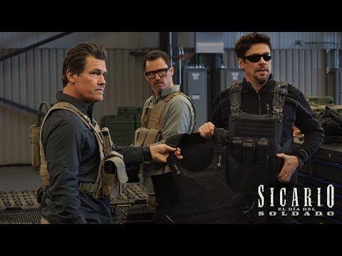 SICARIO: EL DÍA DEL SOLDADO. Confía y sobrevivirás. Ya en cines.