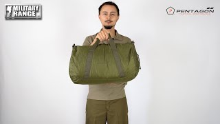 video - Taška přes rameno PENTAGON KANON - Military Range CZ/SK