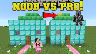 Minecraft: NOOB VS PRO!!! - SPOT THE DIFFERENCE!! - Mini-Game