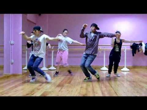 Kevin Ross - Hit It Like hip-hop choreo 2011 - 2012 by Enrico De Marco