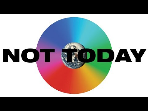 Not Today Lyric Video -- Hillsong UNITED