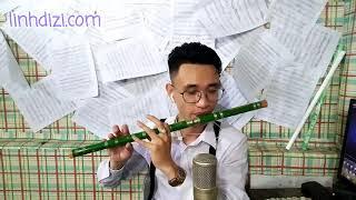 Lạnh Lẽo    Cover Dizi Tone D    Linh Dizi : 0168.932.7879