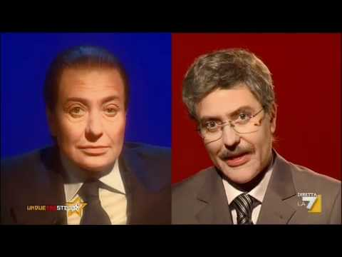 Un Due Tre Stella - INTERVISTA DOPPIA - BERLUSCONI vs D'ALEMA, DUE PROTAGONISTI DEL DISASTRO ITALIANO